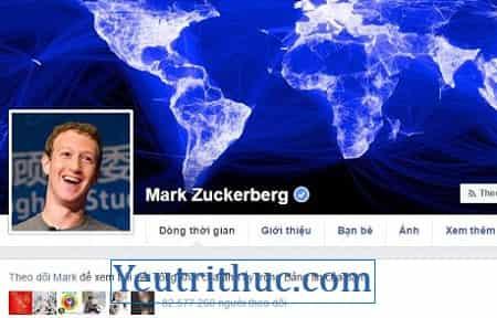 Nút Tích xanh Facebook là gì, cách xác nhận làm dấu tích xanh Facebook 1