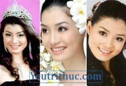 Tiểu sử Bùi Thị Diễm là ai, Hoa hậu Phụ nữ Việt Nam qua ảnh 2004 1