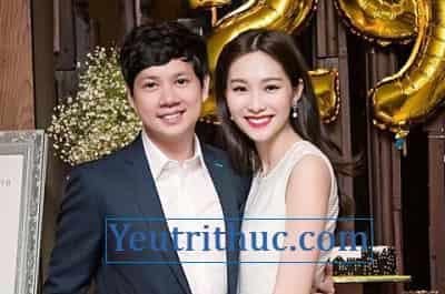 Tiểu sử Đại gia Nguyễn Trung Tín, Chồng hoa hậu Đặng Thu Thảo là ai 1