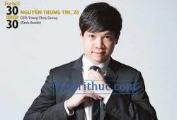 Tiểu sử Đại gia Nguyễn Trung Tín, Chồng hoa hậu Đặng Thu Thảo là ai 2