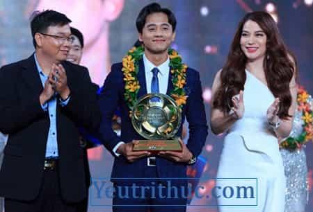 Mai Tài Phến đạt quán quân Gương mặt điện ảnh 2017