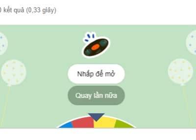 Vòng xoay bất ngờ cho sinh nhật Google Chrome và Map là gì 2