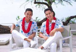 Bạn trai Hồ Vĩnh Khoa là ai, lai lịch chàng trai Rhonee Rojas người Thái 4