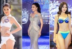 Tân Hoa hậu Đại dương 2017 Lê Âu Ngân Anh là ai 1
