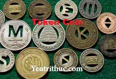 Token tiền ảo là gì, khái niệm Token Coin trong thị trườngCryptocurrency