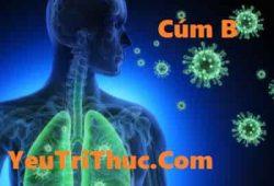 Bệnh cúm B là gì, triệu chứng và cách phòng tránh bệnh cúm B