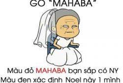 Mahaba là gì, ý nghĩa của trào lưu Mahaba trên Facebook