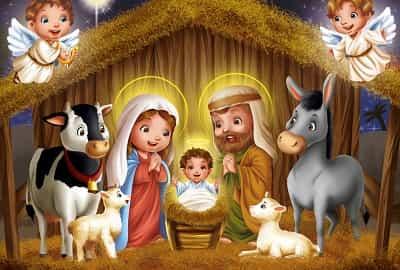 Ngày lễ Giáng Sinh Noel là gì, ông già Noel, cây thông và hang đá