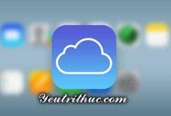 iCloud là gì, tìm hiểu về dịch vụ và tài khoản iCloud của Apple