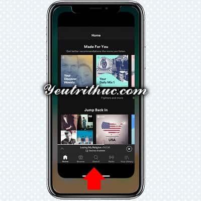 Cách tắt, đóng ứng dụng trên iPhone X khi không còn phím Home 1
