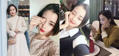 Đóa Nhi là ai, tiểu sử hotgirl quán Net Đóa Nhi Trung Quốc 2