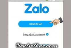 Quên mật khẩu Zalo và cách lấy lại mật khẩu tài khoản Zalo 2