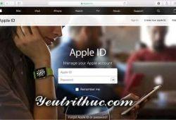 ID Apple là gì, vì sao cần phải có ID Apple khi mua sản phẩm Apple