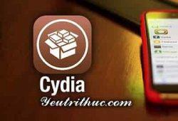 Cydia là gì, tìm hiểu kho ứng dụng Cydia dành cho iOS trên iPhone