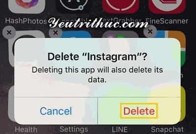 Cách khắc phục lỗi couldn't refresh feed trên Instagram tải bảng tin 3