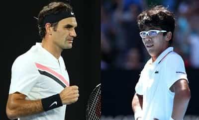 Link xem trực tiếp Roger Federer vs Chung Hyeon Australia 2018