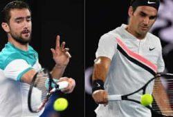 Link xem Trực Tiếp Federer vs Cilic Chung kết Tennis Australia Open 2018