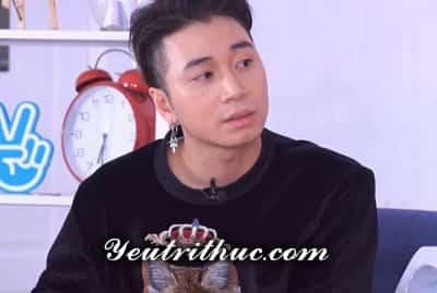 Karik là ai, tiểu sử rapper Karik Phạm Hoàng Khoa 1