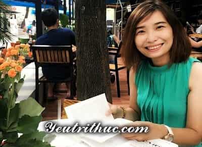 Sandy Nguyễn Thị Bích Ngọc là ai, tiểu sử Sandy Bích Ngọc 2