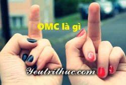 OMC là gì viết tắt của từ nào, giải thích ý nghĩa của từ OMC