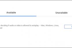 tắt tính năng web tự động phát video trên Chrome 1