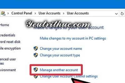 Cách truy cập máy tính Windows khi quên mật khẩu đăng nhập 10