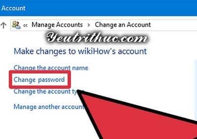 Cách truy cập máy tính Windows khi quên mật khẩu đăng nhập 11
