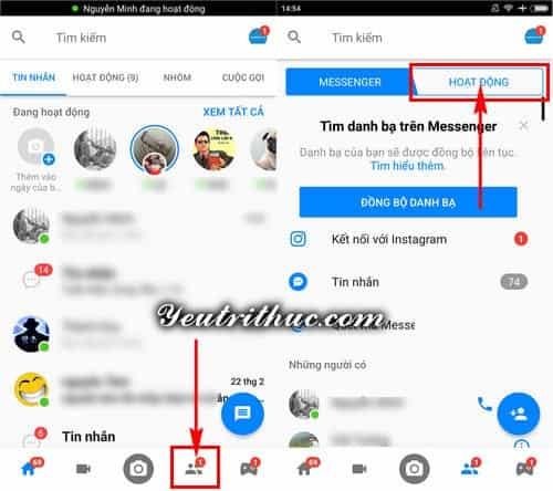 Cách tắt thông báo từ nhóm Chat trên Facebook và Messenger 1