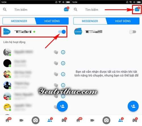 Cách tắt thông báo từ nhóm Chat trên Facebook và Messenger 2
