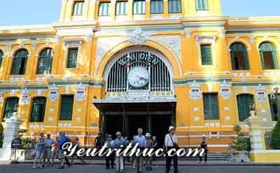 Mã Bưu chính bưu điện TP Hồ Chí Minh, Zipcode hay Postalcode TP.HCM