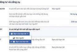 Cách chặn tìm kiếm nick Facebook từ email, SĐT và trên Google 1