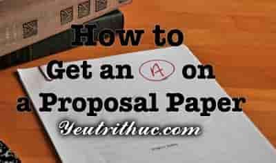 Proposal là gì, nghĩa của từ Proposal
