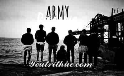 ARMY là gì, ý nghĩa A.R.M.Y thông thường và trong K-POP