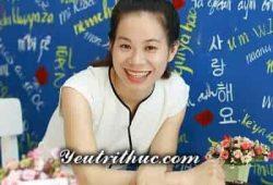 Nguyễn Kim Tuyến là ai, cô giáo tiếng Anh Nguyễn Kim Tuyến English