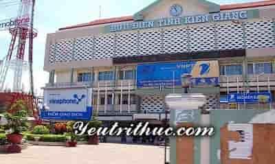 Mã Bưu chính bưu điện Kiên Giang, Zip/Postal Code Kiên Giang 920000