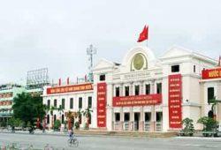 Mã Bưu chính bưu điện Nam Định