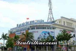 Mã Bưu chính bưu điện Ninh Thuận
