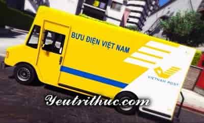 Mã bưu chính Bưu điện Việt Nam