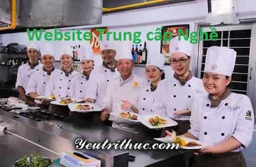 websites các trường Trung cấp nghề Việt Nam