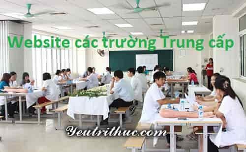 Websites các trường Trung cấp tại Việt Nam