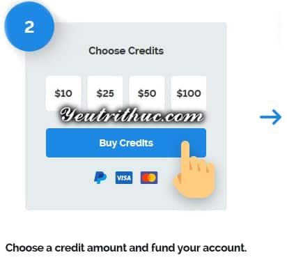 Cách nhận 100$ Free Credit từ Vultr 3