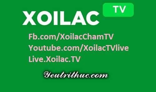 Link Live Xoilac TV trực tiếp