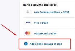 Hướng dẫn Cách rút tiền từ PayPal về tài khoản ngân hàng Việt Nam 15