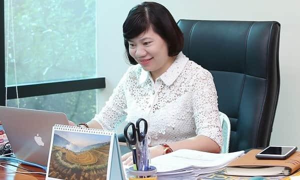 Bà Nguyễn Thị Nga PVCombank