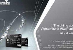 Điều khoản tích điểm hoàn tiền của Vietcombank Visa Platinum