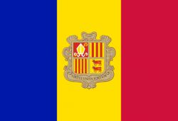 Cờ Andorra là gì, lịch sử ý nghĩa lá cờ Quốc kỳ Andorra chính thức