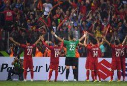 Luật bàn thắng sân khách AFF năm 2018 hiệp phụ và luân lưu 11m