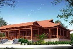 Chái Nhà là gì, khái niệm Chái Nhà của những ngôi nhà 3 gian 2