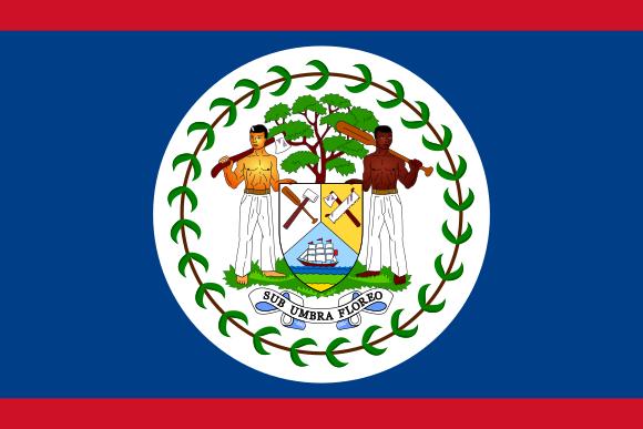 Cờ Belize là gì, lịch sử và ý nghĩa lá quốc kỳ Belize