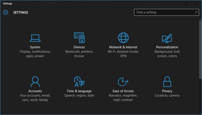 Cách kích hoạt, bật chế độ xem tối Dark Theme trên Windows 10 10